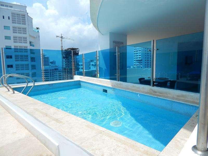 <strong>apartamento</strong> En Arriendo En Cartagena Castillogrande Cod. ABARE81216