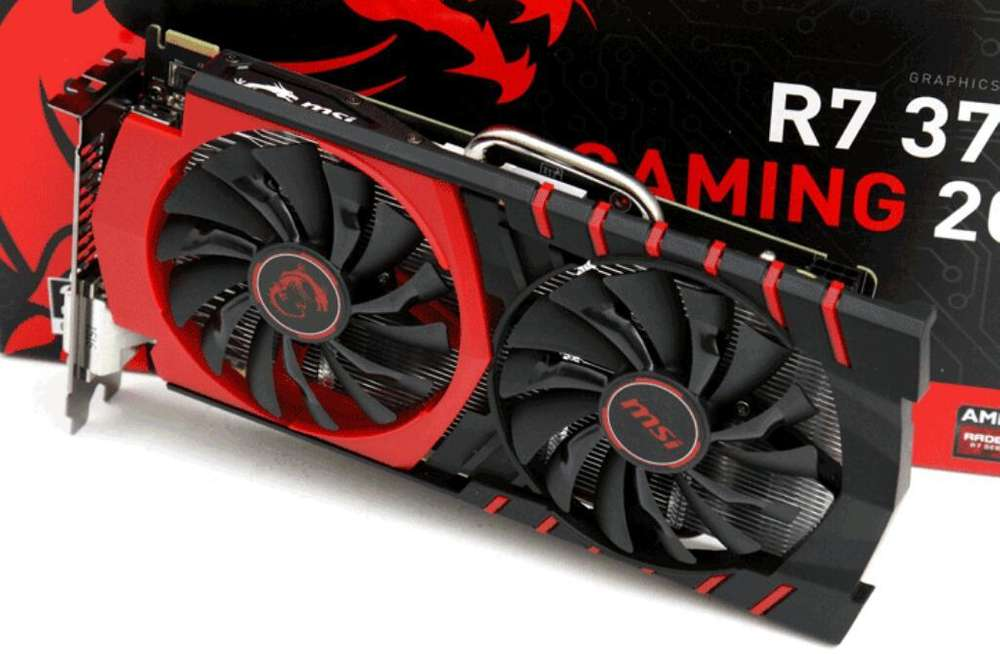 Msi R7 370 2gb Gaming