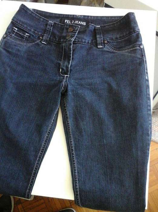 Jeans de <strong>mujer</strong>,talle 40 ,nuevo!!!