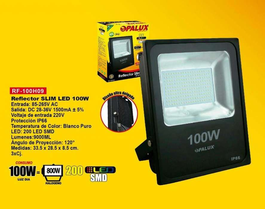 Opalux Reflector LED 100 Watts