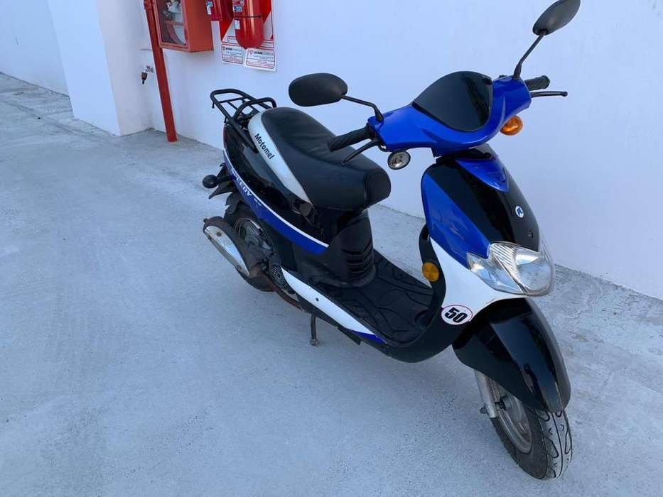 <strong>scooter</strong> MOTOMEL SPEEDY 50cc