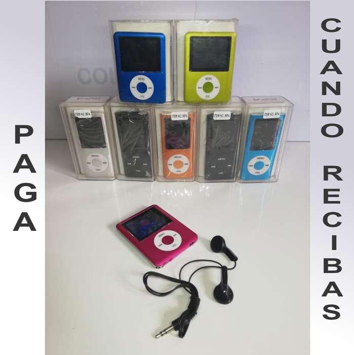 Reproductor MP3 Multifuncional
