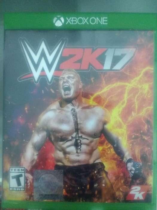 W2K17 - Xbox One Video Juego