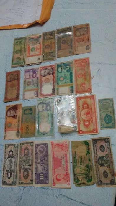 Billetes de Colección de Perú, Intis, so