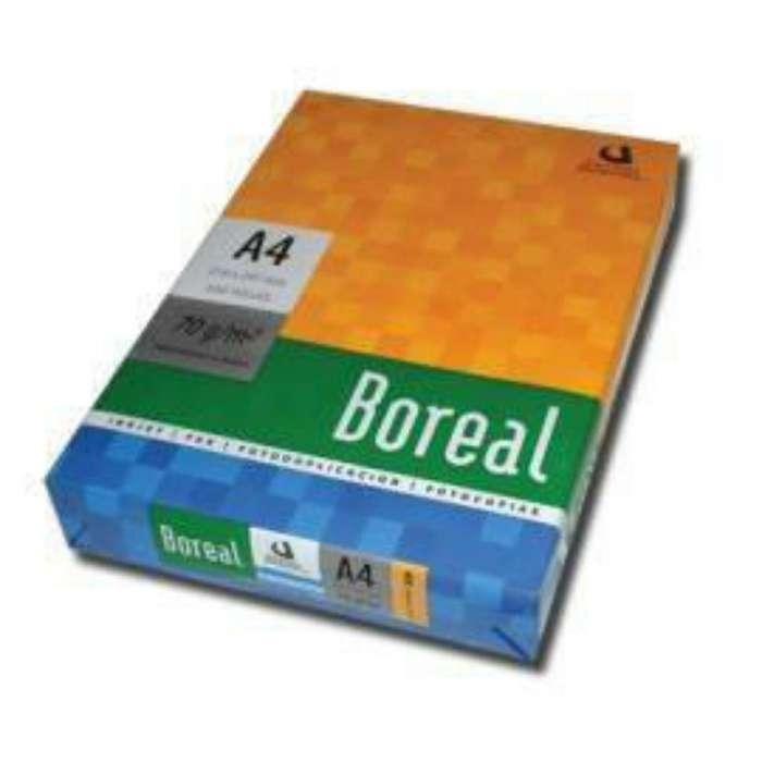 Resma A4 Boreal 70 G