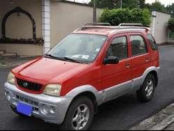 Daihatsu Terios 2003 4X4, No Vitara