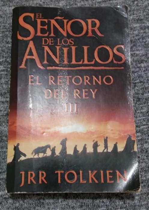 EL SEÑOR DE LOS ANILLOS III: EL RETORNO DEL REY J.R.R. TOLKIEN