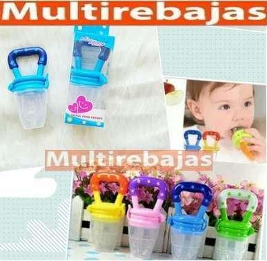Alimentador Frutero Para Bebes