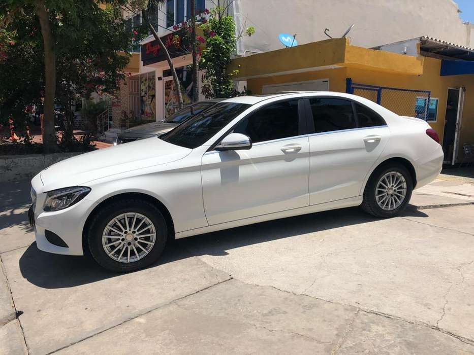 <strong>mercedes</strong>-Benz Clase C 2015 - 44000 km