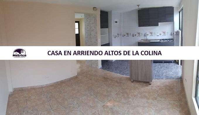 319A CASA EN ARRIENDO ALTOS DE LA COLINA