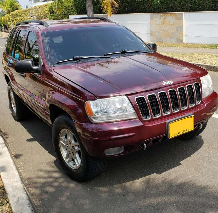 <strong>jeep</strong> GRAND CHEROKEE 2004 - 100 km