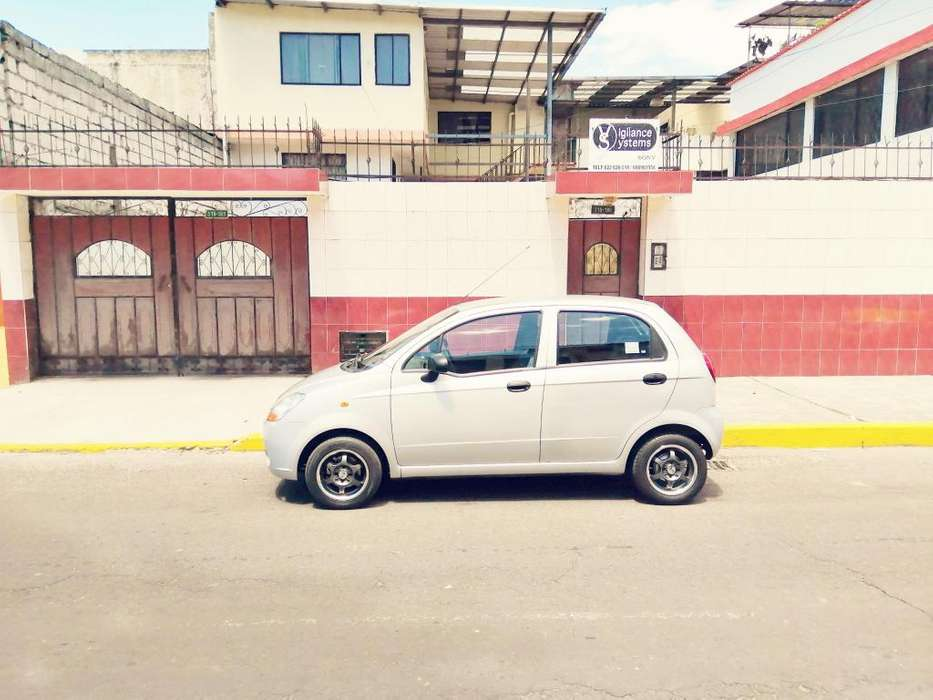 Chevrolet Spark 2014 - 66400 km
