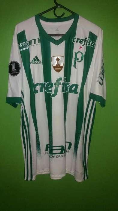 Camiseta Palmeiras Dorsal 9 Borja Tallal