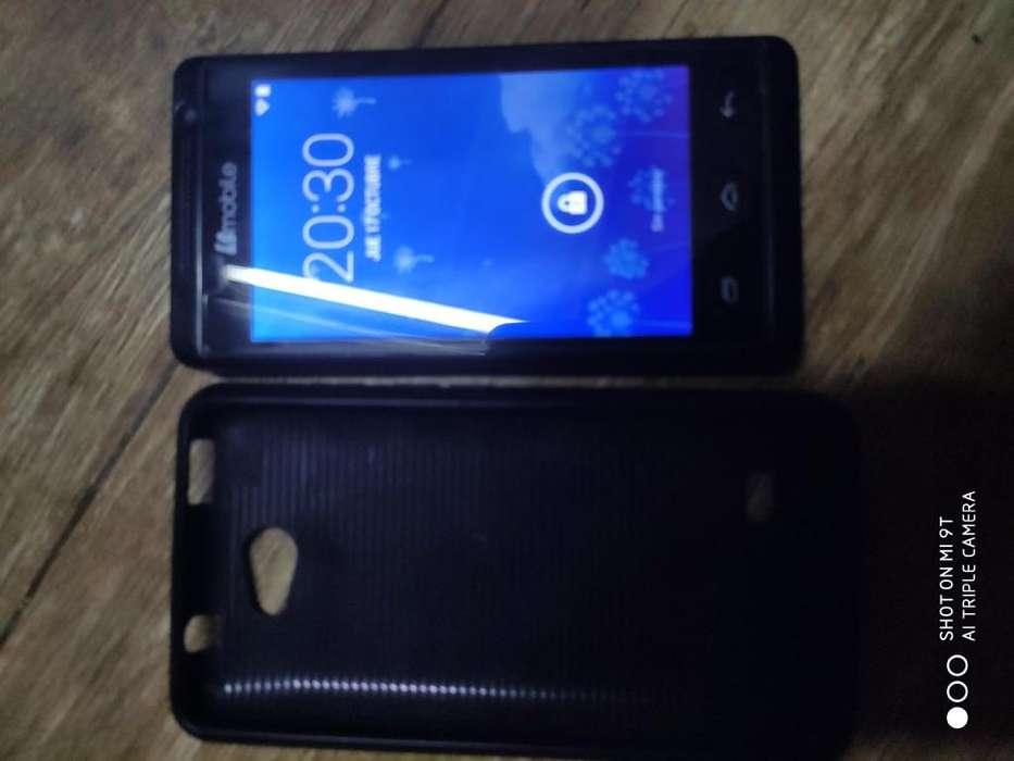 Smartphone mobile casi nuevo 1010 cmara selfie