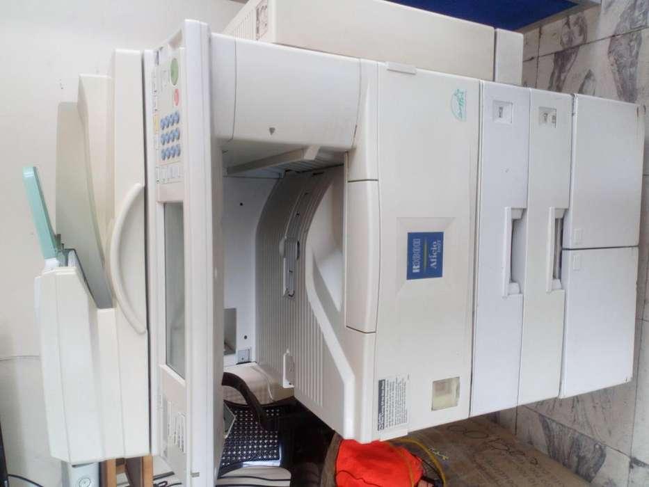 Vendo fotocopiadora multifuncional para repuesto solo blanco y negro