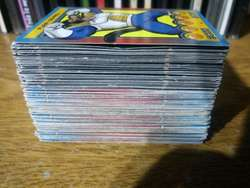 190 Cartas Coleccionables Dragon Ball Z