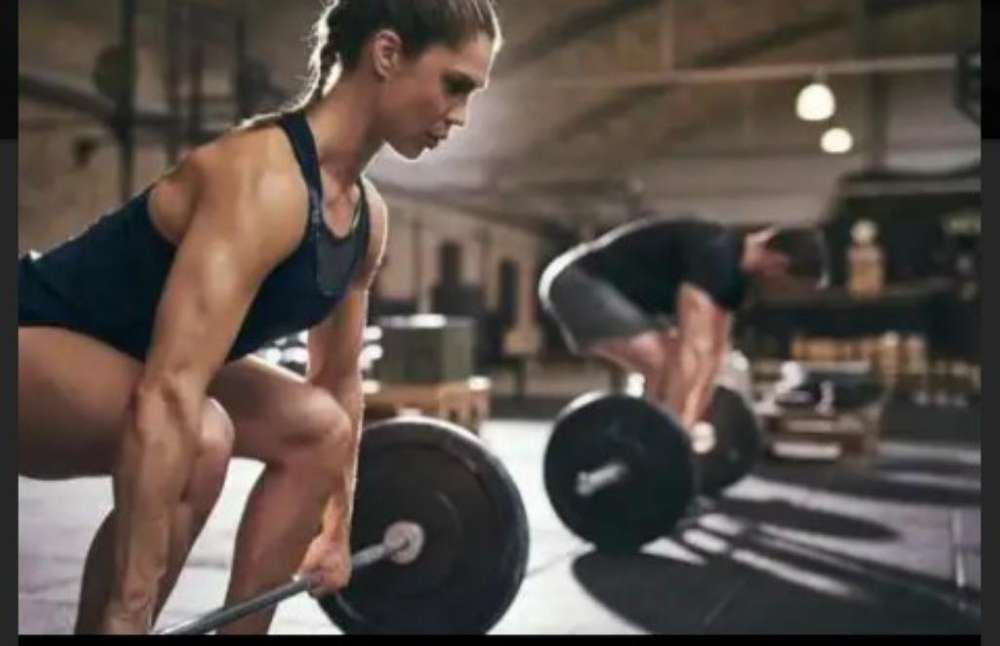 Instructor Fisico Importante Gym.