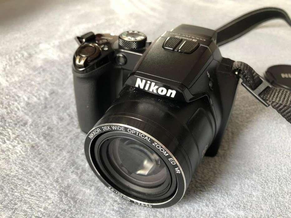Cmara <strong>digital</strong> Nikon Coolpix P100