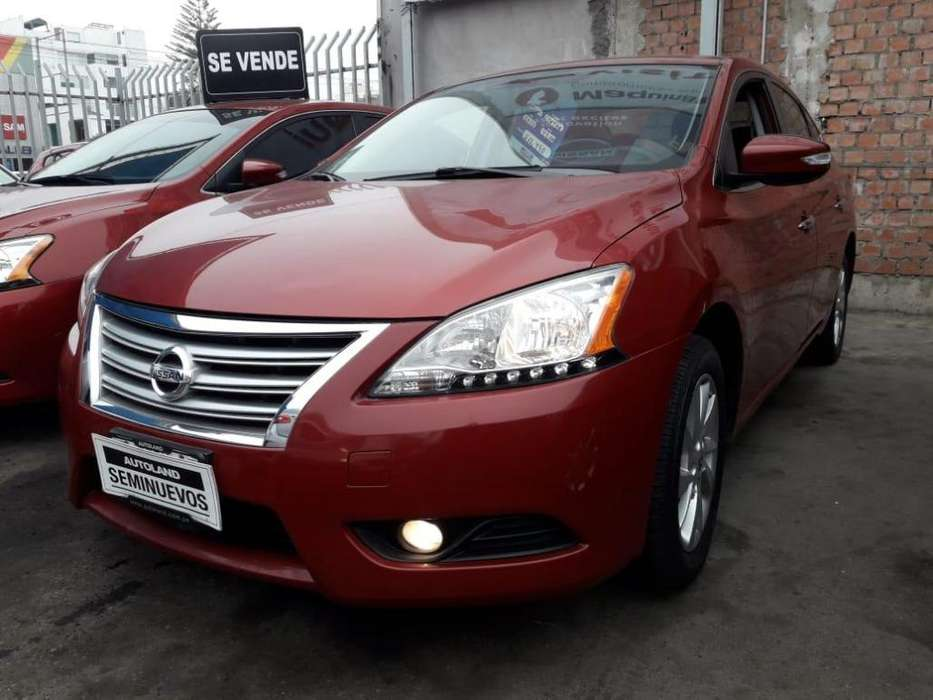 <strong>nissan</strong> Sentra 2014 - 49630 km