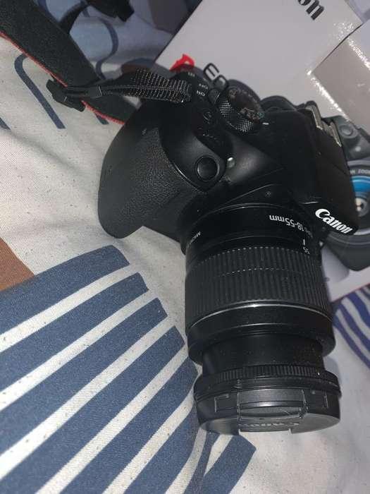 Vendo Camara Canon T6