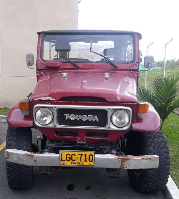 Toyota FJ 1979 - 600000 km