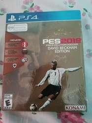 Pes 2019 Edición Leyenda David Beckham
