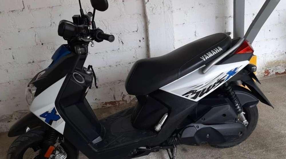 Se vende moto Bws 2018