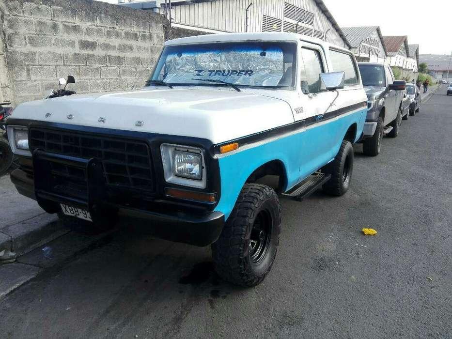 Ford Bronco 1978 - 0 km