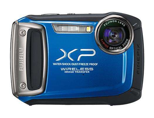 Camara Fujifilm XP170 todoterreno