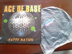 Album ACE BASE // HAPPY NATION