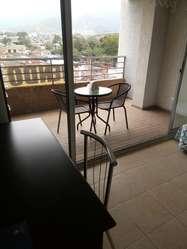 Permuto amplio y elegante Apartaestudio con garaje piscina ascensor