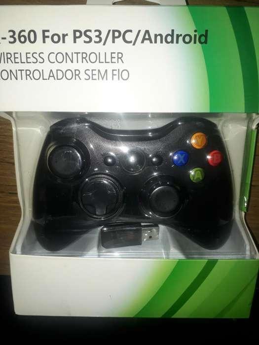 Control Original Xbox Ps4 Y Pc