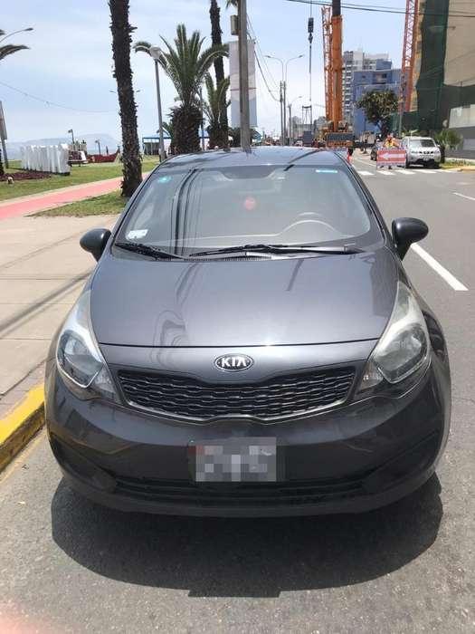 Kia Rio 2013 - 68000 km