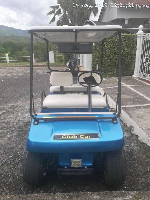 VENDO CARRO DE GOLF CLUB CAR