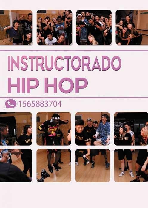 INSTRUCTORADO HIP HOP