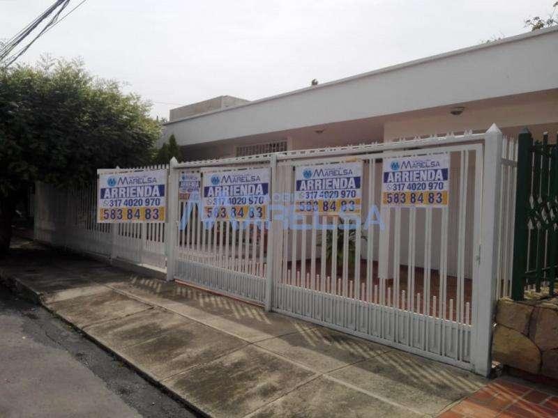 Casa En Arriendo En Cúcuta Barrio Blanco Cod. ABMAR-2607