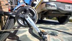 Bicicleta Venzo Spark Rodado 27,5