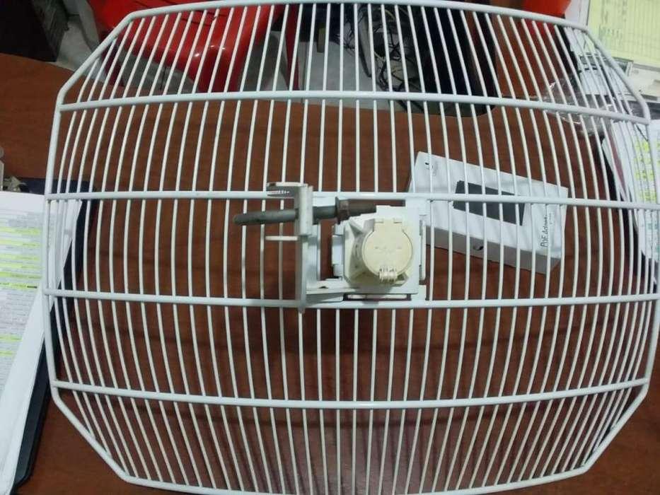 Airgrid M5 HP Ubiquiti Antena 23dBi - 27dBi Usada