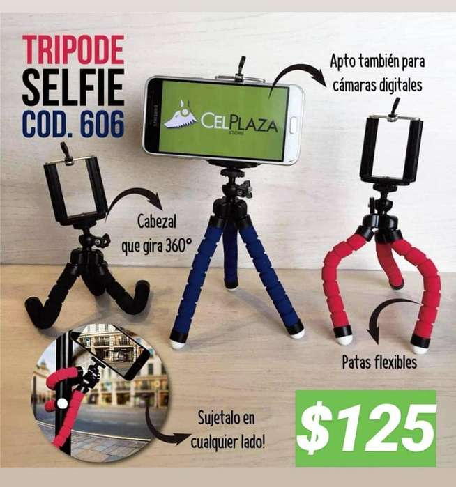 Soporte Flex Tripode