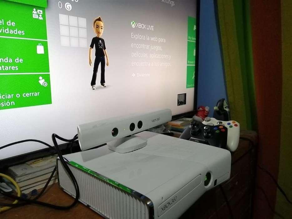 Vendo O Cambio Xbox 360 40gb Kinect