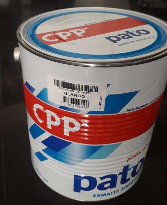 pintura esmalte Blanco CPP
