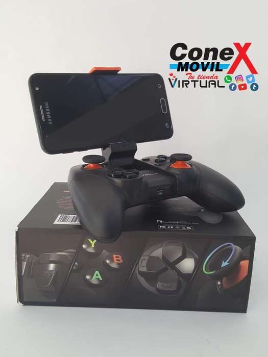 Control Bluetooth Rk Game con Bibracion