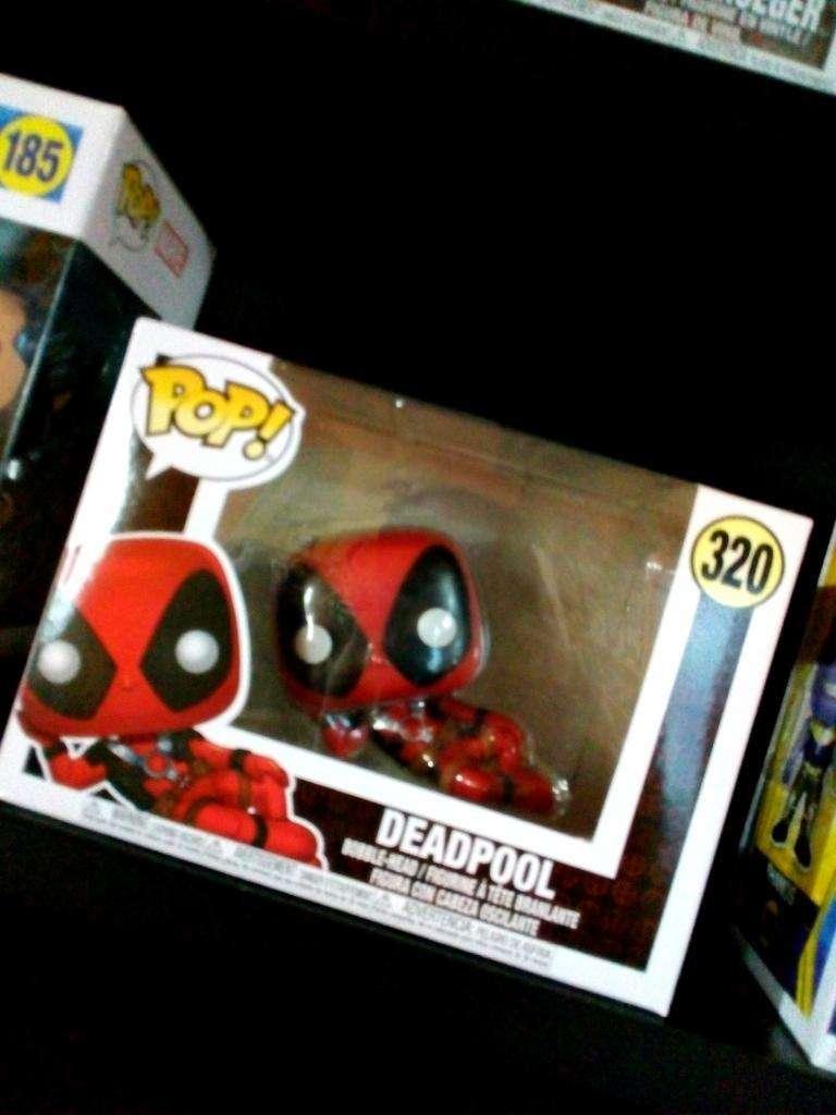 Deadpool 320 Funko Pop