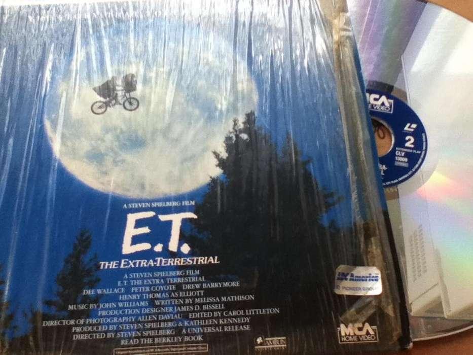 laserdisc ET