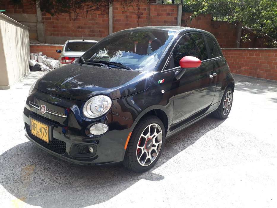 <strong>fiat</strong> 500 2013 - 39000 km