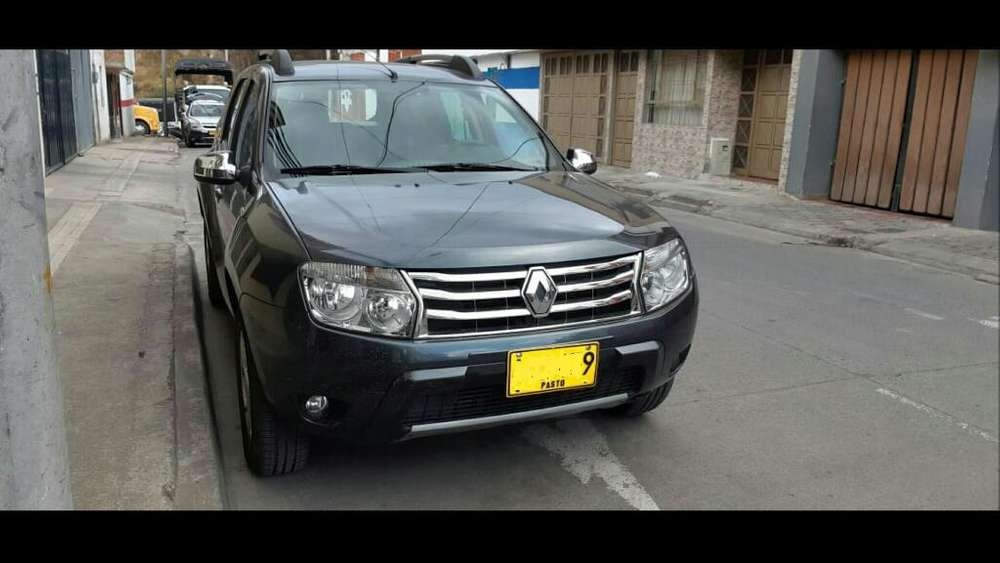 Renault Duster 2014 - 55800 km