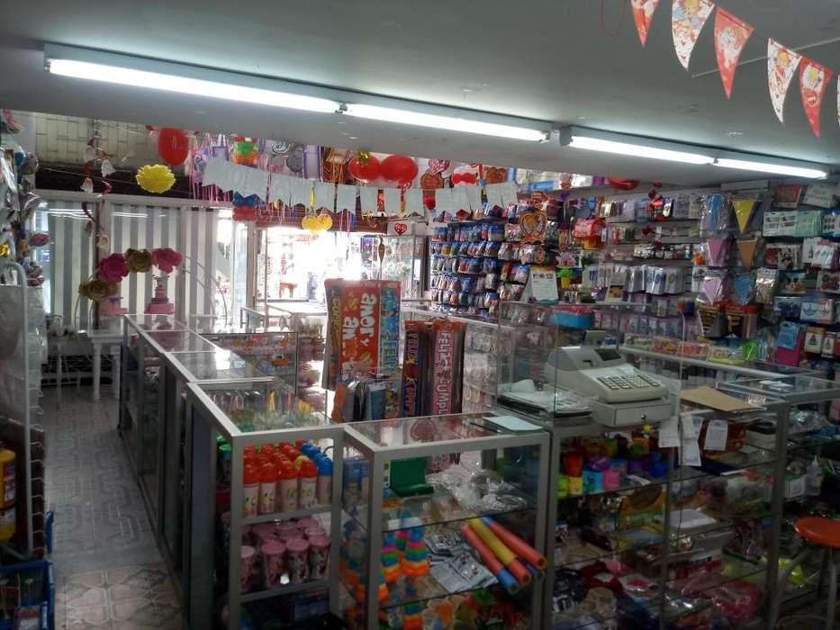 Vendo Piñateria acreditada excelente ubicación en Ibagué