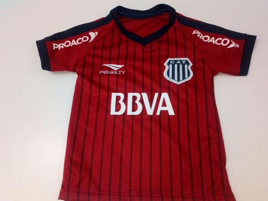 Camisetas Niños Talleres Belgrano
