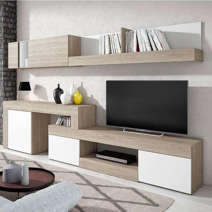 Muebles minimalistas GRAN FORMATO