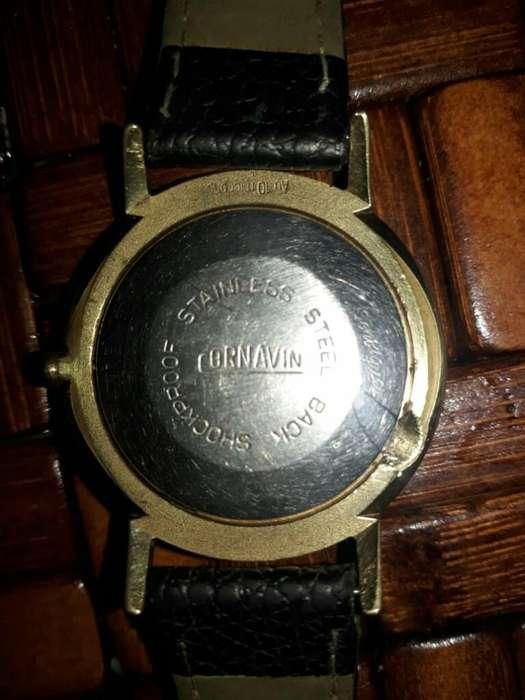 Reloj Cornavin